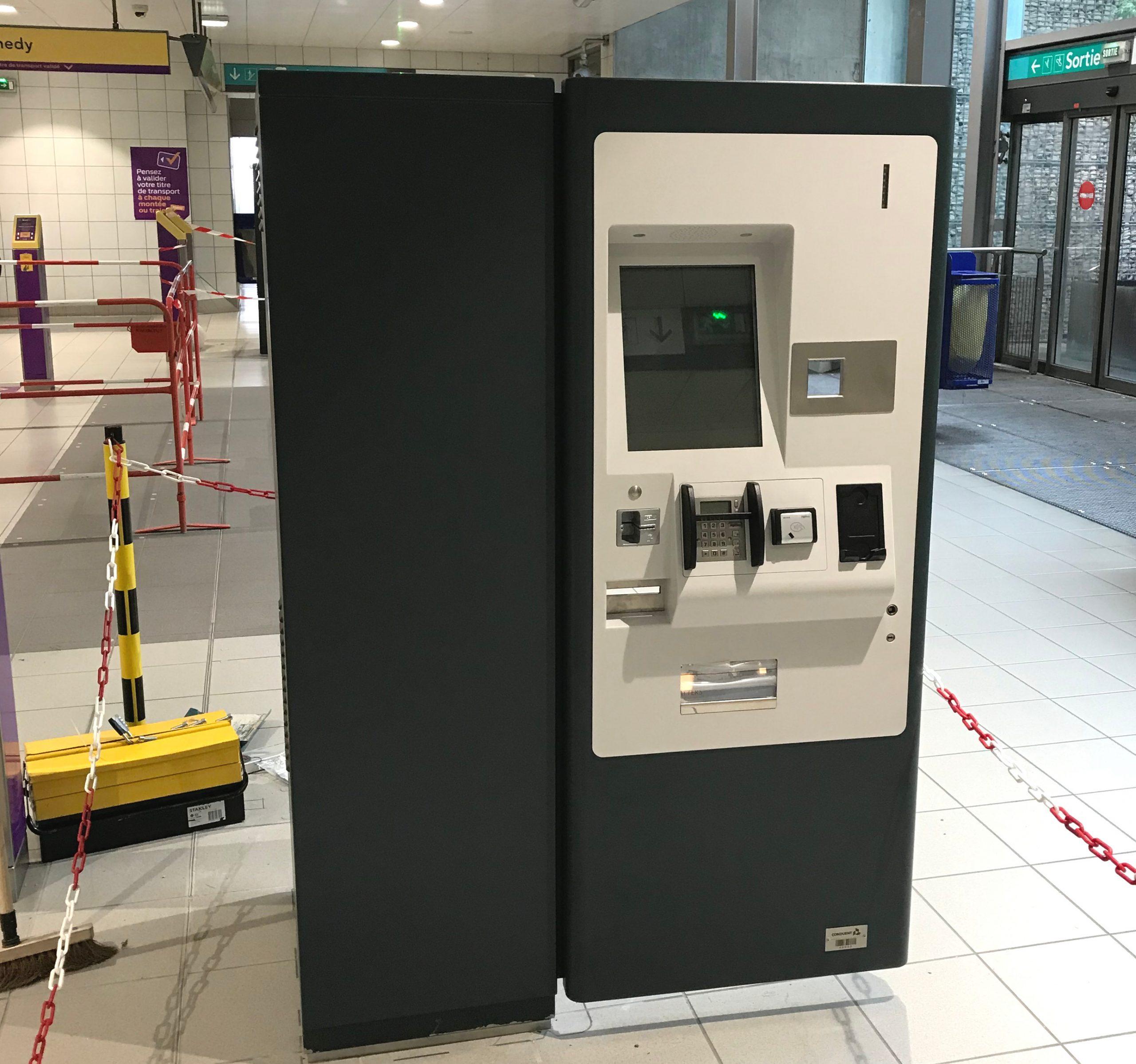 Dématérialisation des titres de transport : la fin du ticket de métro